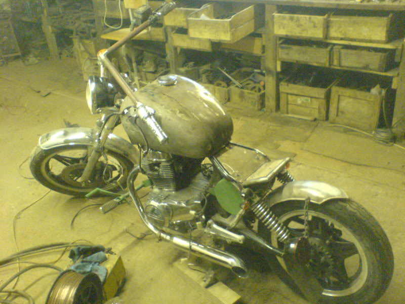 agent007: Honda CB400T - Page 6 DSC00412