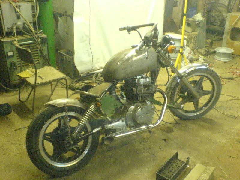 agent007: Honda CB400T - Page 6 DSC00422