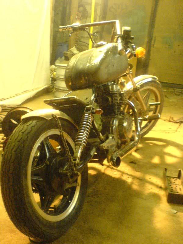 agent007: Honda CB400T - Page 6 DSC00432