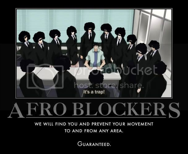Motivate Me! 2009 AfroBlockers
