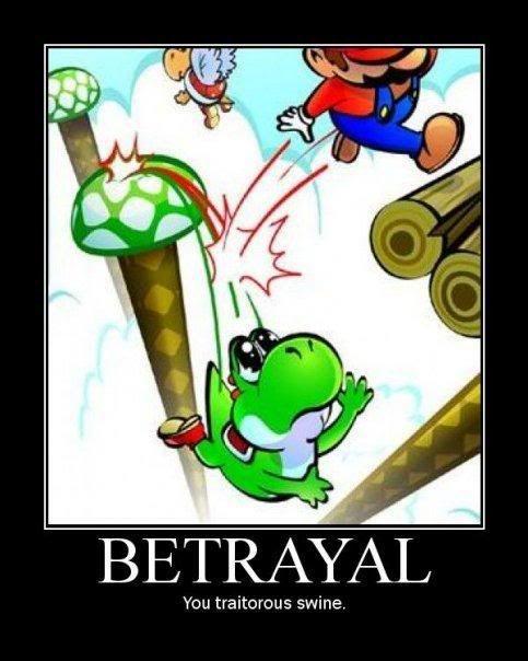 Motivate Me! 2009 Betrayal