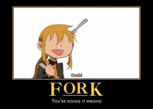 Motivate Me! 2009 Fork
