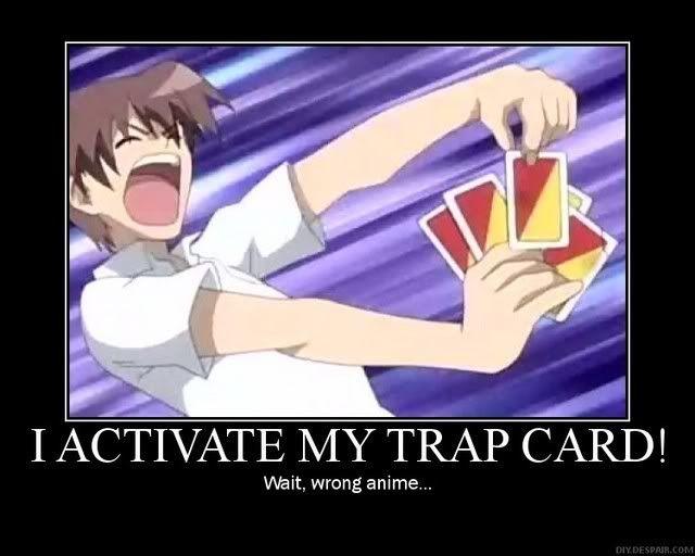 Motivate Me! 2009 TrapCard