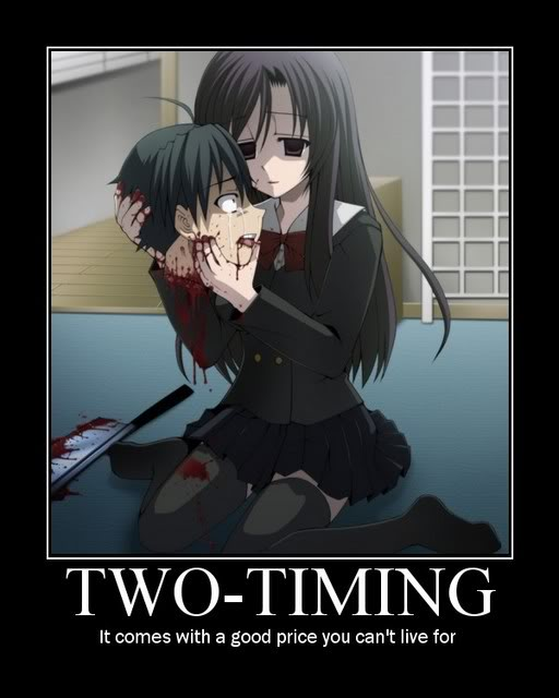 Motivate Me! 2009 Two-Timing