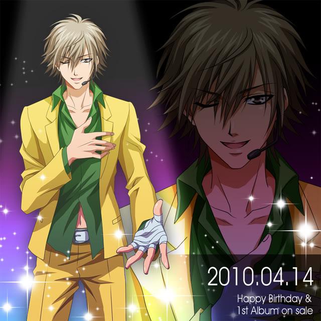 SHIRAISHI KURANOSUKE FANCLUB !!!! 0414