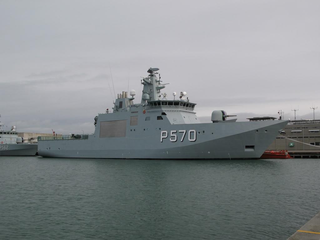 Armée danoise/Danish Defence(Forsvaret) P570