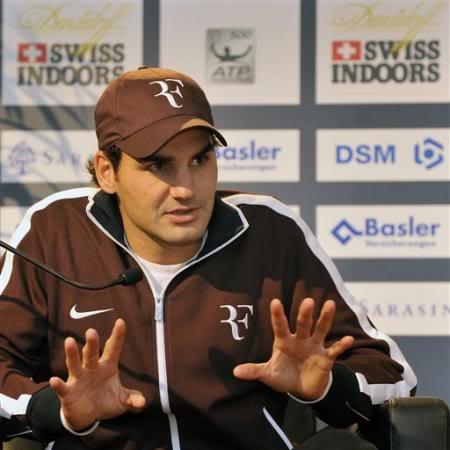 Charlene Riva y Myla Rose - Página 2 Federerspeaksduringapressconfere-1