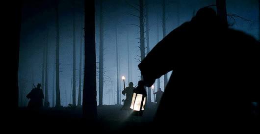 "Film ""The Wolfman""- Người Sói (2010) 27-1"
