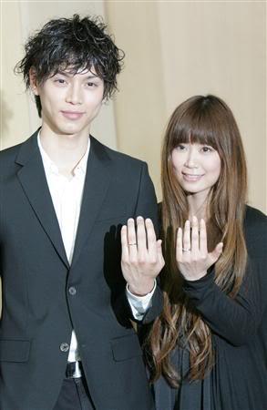 hiro marries ayaka!!?!?!??!? 2009040300000592sanentv