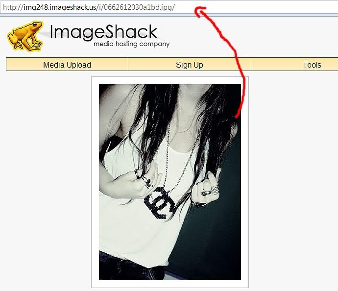 Õpetus: Kuidas laadida Imageshack-i pilte Untitled6-1