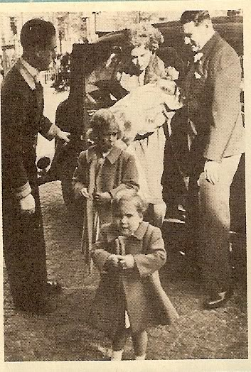 Ana-María de Dinamarca, reina de Grecia. Bautizojpg1