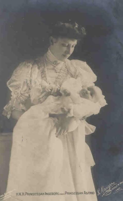 Astrid, reina de Bélgica Belgica488