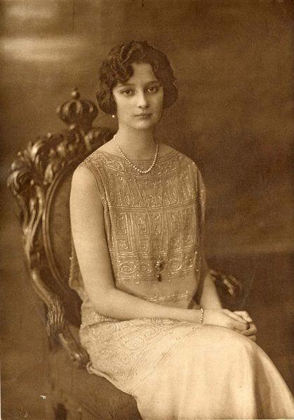 Astrid, reina de Bélgica Belgica519
