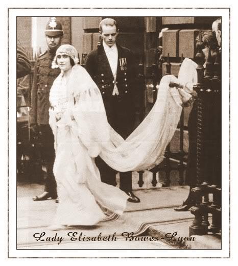 Novias Reales de Ayer - Página 3 26-04-1923princeAlbertLadyelisab-1