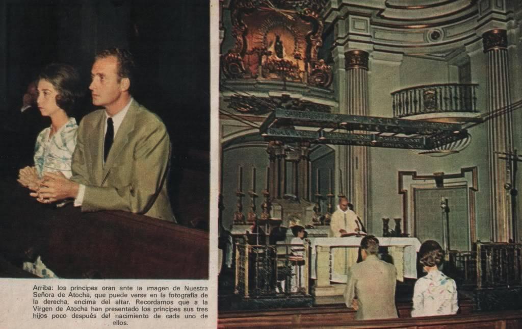 JUAN CARLOS PRINCIPE DE ESPAÑA 7-69a001
