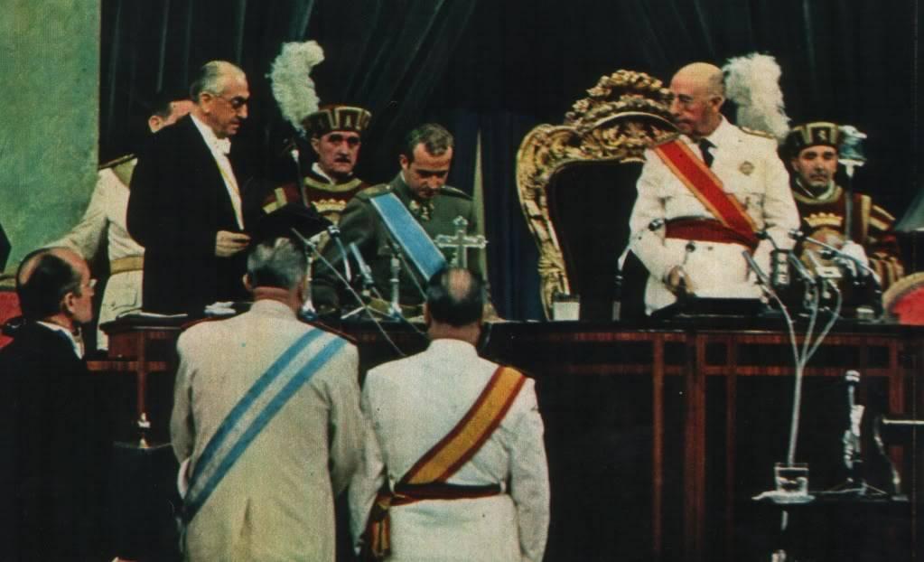 JUAN CARLOS PRINCIPE DE ESPAÑA 7-69s001d