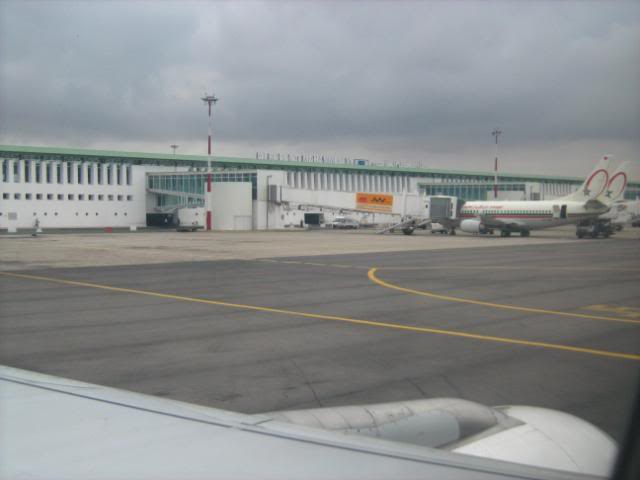 Aéroport CNM - Mohammed V Casablanca Marocko2008167