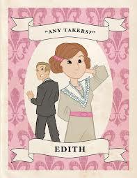 Baraja de cartas Downton Abbey Da02
