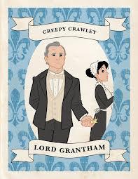 Baraja de cartas Downton Abbey Da06