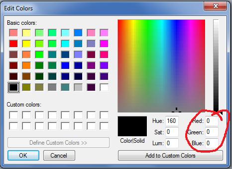 Ultimate FEXP Scripting Tutorial Redgreenblue