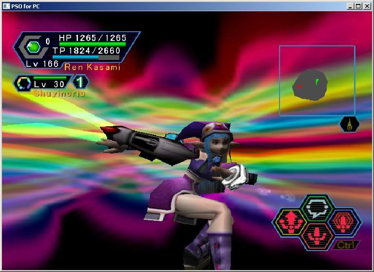 PSO PC/ V1&V2 Screenshot Gallery! - Page 3 Danceclasslol