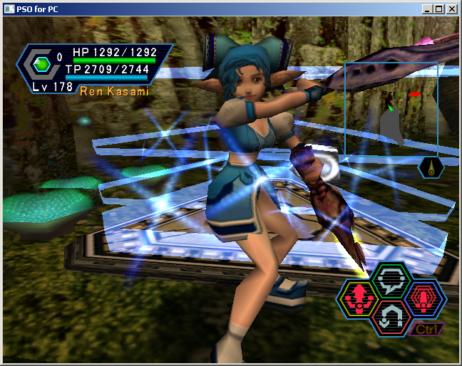 PSO PC/ V1&V2 Screenshot Gallery! - Page 5 Iflookscouldkill