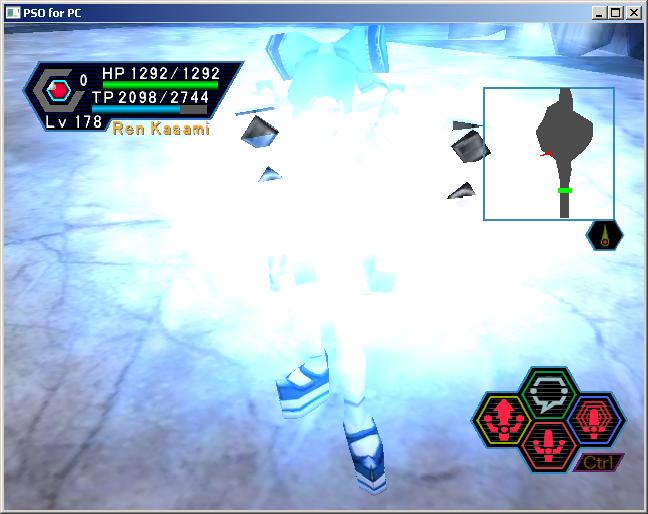 PSO PC/ V1&V2 Screenshot Gallery! - Page 5 MechBlast3