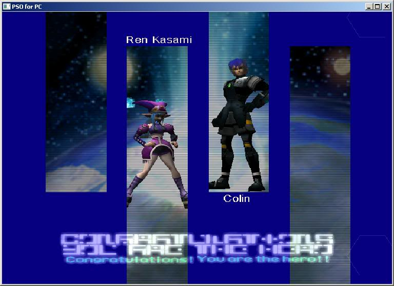 PSO PC/ V1&V2 Screenshot Gallery! - Page 2 MuCast