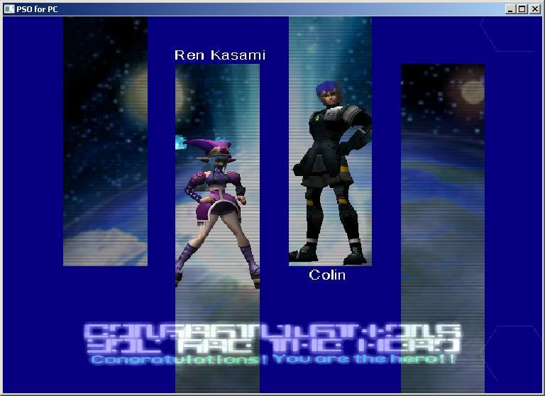 PSO PC/ V1&V2 Screenshot Gallery! - Page 2 MuCast