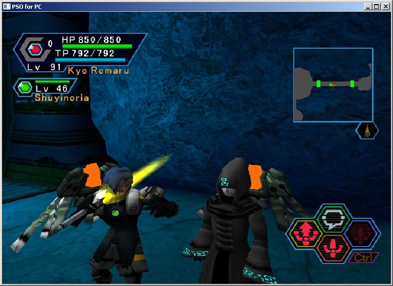 PSO PC/ V1&V2 Screenshot Gallery! - Page 3 Lol