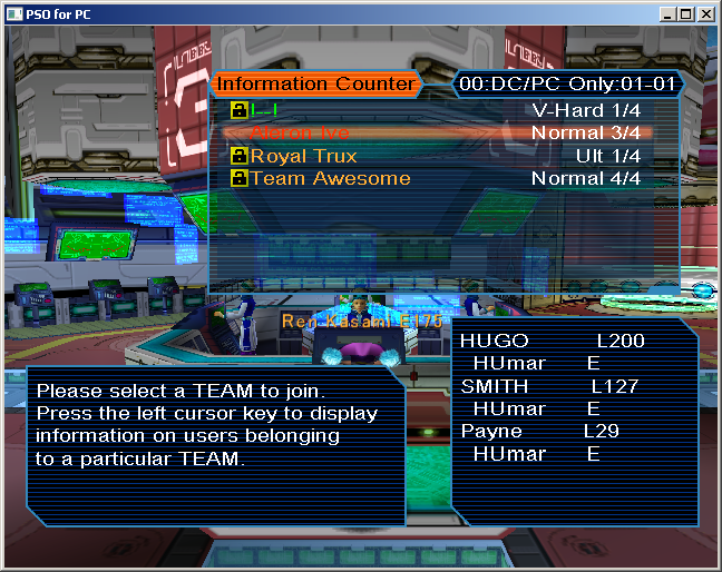 PSO PC/ V1&V2 Screenshot Gallery! - Page 4 Lolhax