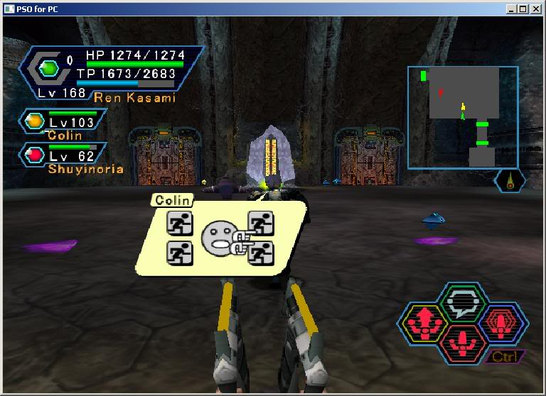 PSO PC/ V1&V2 Screenshot Gallery! - Page 3 Lolshotted