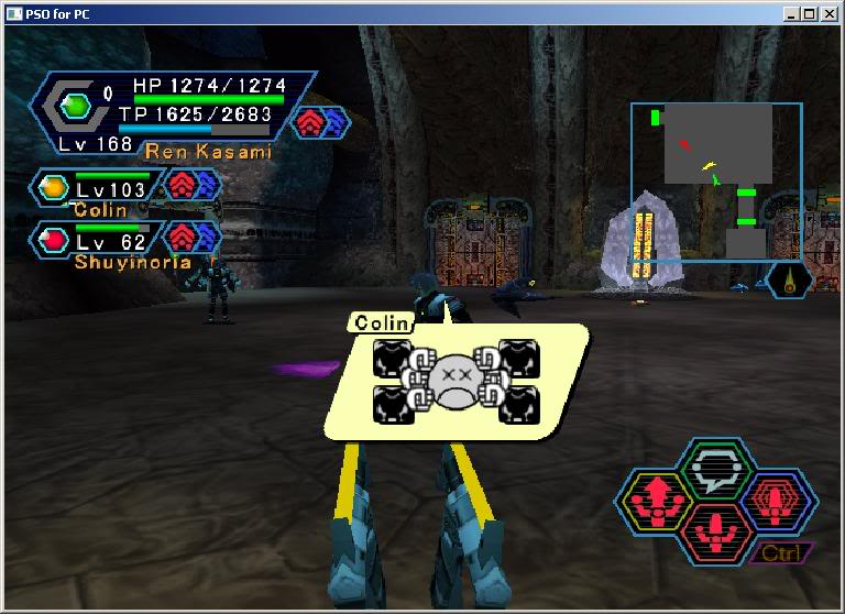 PSO PC/ V1&V2 Screenshot Gallery! - Page 3 Lolshottedagain