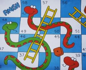 Welcome to Snows Kitchen Snakes-ladders-300x246