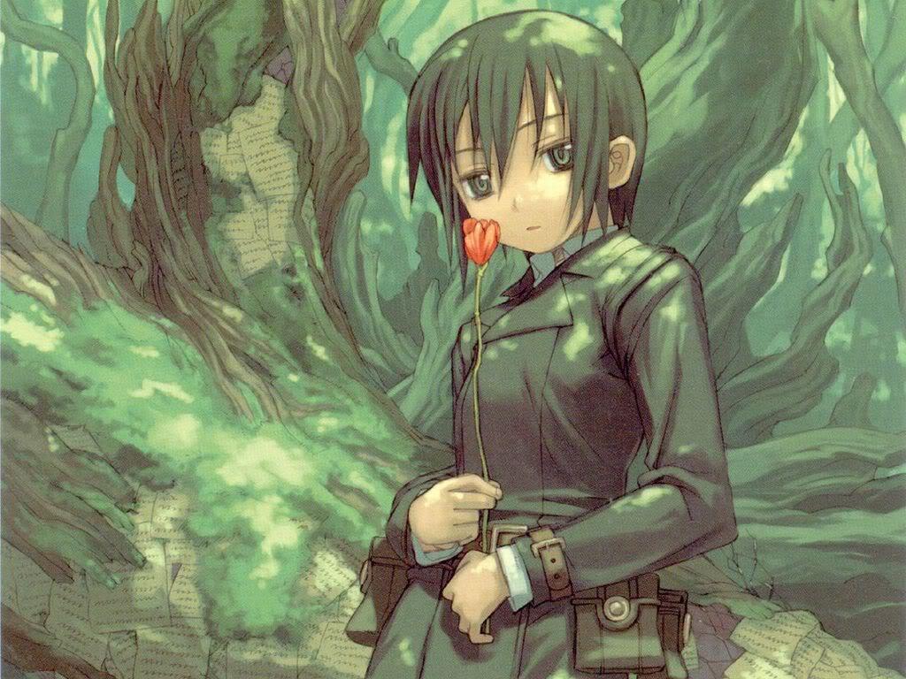 Kino no Tabi - The Beautiful World Forestflower