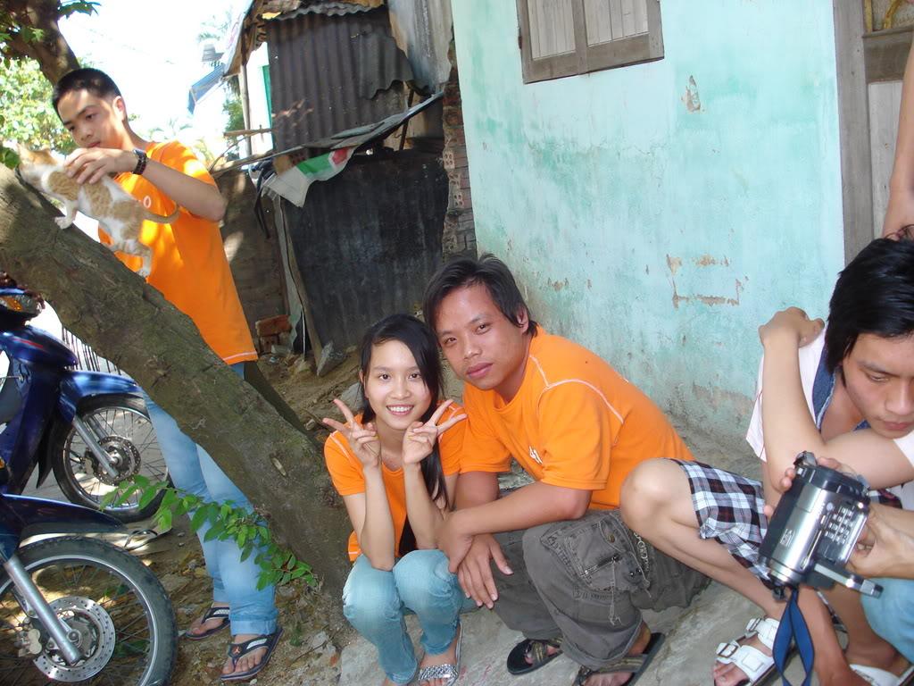 HÌnh hôm party tại nhà Viết Hùng - A10 be friend A10cuatoi16