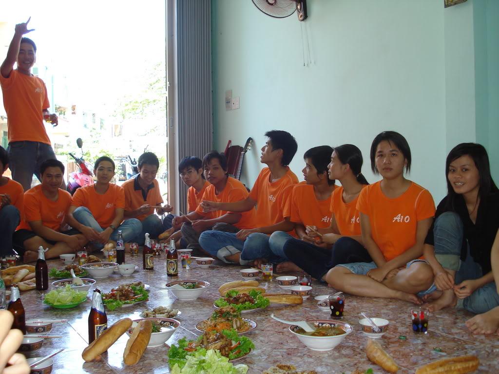 HÌnh hôm party tại nhà Viết Hùng - A10 be friend Befriend9