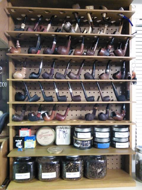 New Pipe Rack to Show Off the Collection IMG_20140210_210132_zps7573ca6d
