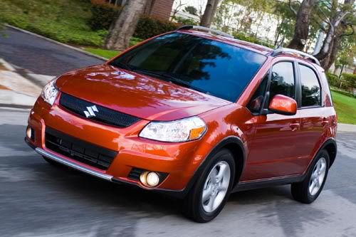 Suzuki (official topic) 2008-Suzuki-SX4-Crossover-22