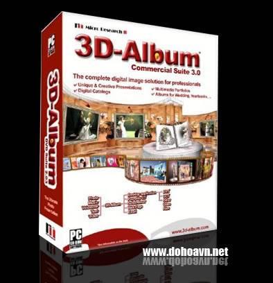 Tài liệu hoc làm phim và chỉnh sửa phim ảnh đồ sộ cho những người yêu thích dựng phim 3DAlbum