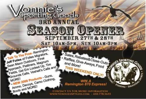 Vonnie's 3rd Annual Season Opener Season-Opener-half-pg