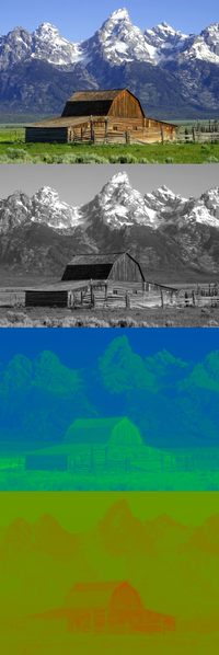 مقدمة في أنظمة الألوان [Video101] 200px-Barn-yuv
