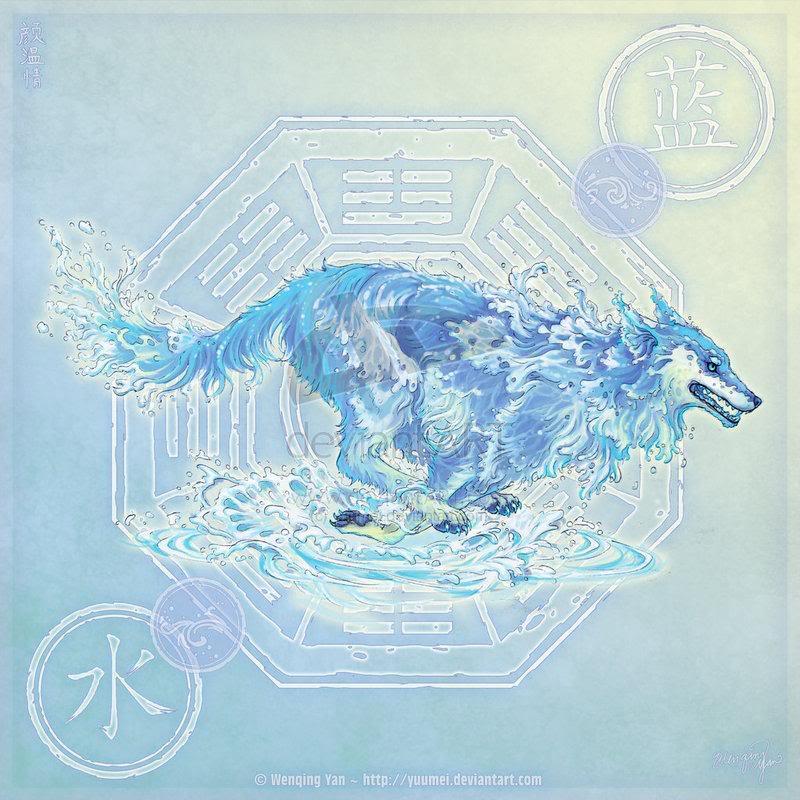 Sueños que dejan marca - Página 5 Waterwolf