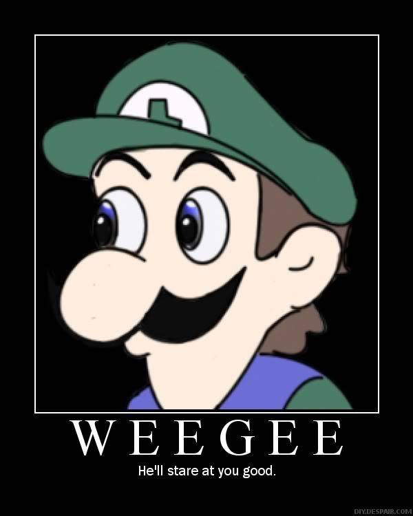 Mario or Luigi? 1250549742323