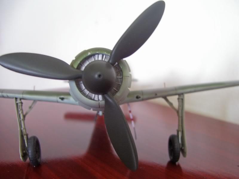 Tamiya 1/48 Focke Wulf 190 D-9 JG-2 Richtofen DORA11