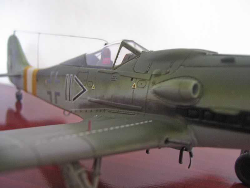 Tamiya 1/48 Focke Wulf 190 D-9 JG-2 Richtofen DORA13