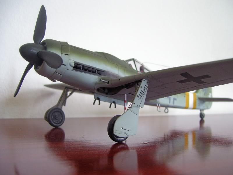 Tamiya 1/48 Focke Wulf 190 D-9 JG-2 Richtofen DORA2