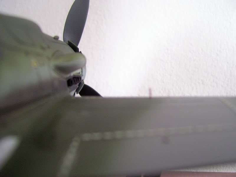 Tamiya 1/48 Focke Wulf 190 D-9 JG-2 Richtofen DORA8