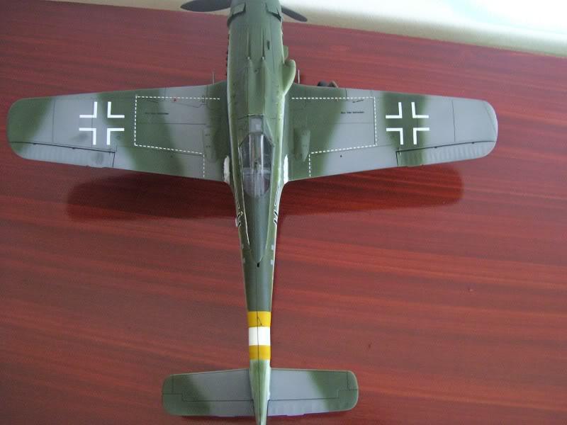 Tamiya 1/48 Focke Wulf 190 D-9 JG-2 Richtofen DORA9