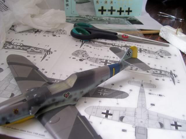 Hasegawa 1/48 Messerschmitt 109 G-6 III/ JG-54 - Página 3 FOTOSDEHOYDOMINGO1